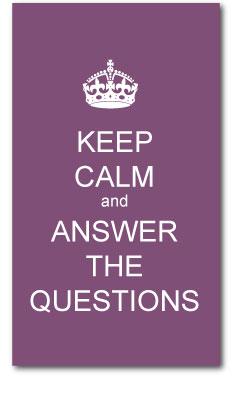 Responde las preguntas que te hagan para sacar partido de Facebook