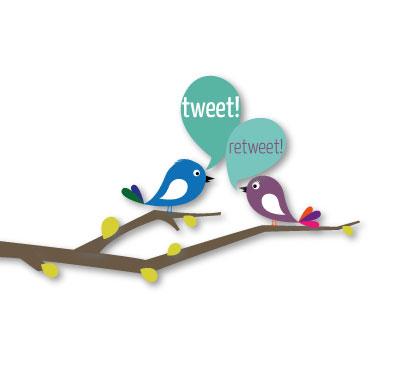 Twitter es una red social de uno a uno