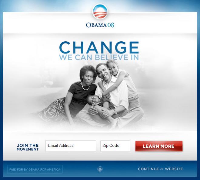 campaña obama ganadora