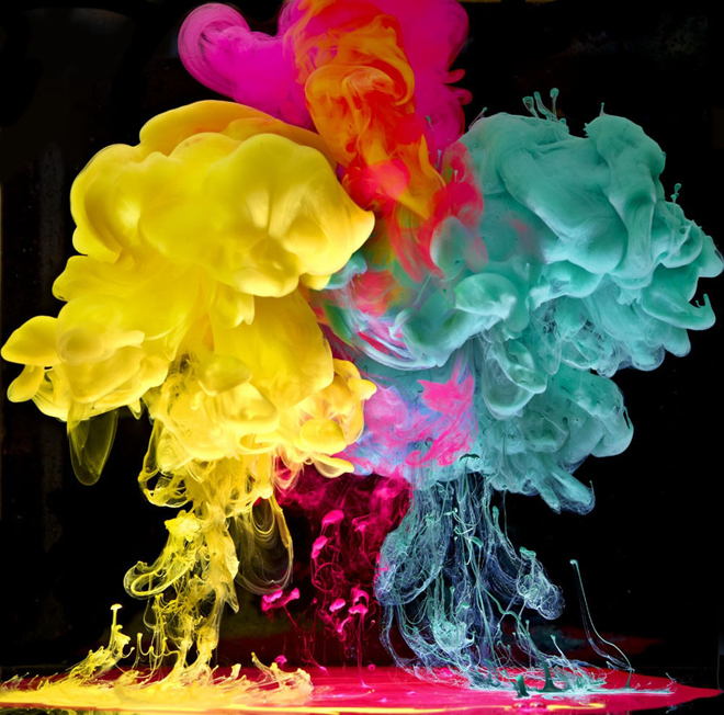 colores primarios cmy