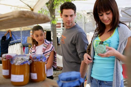 Los clientes examinan productos también en las redes sociales