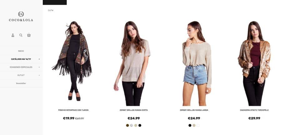 imagenes tienda online