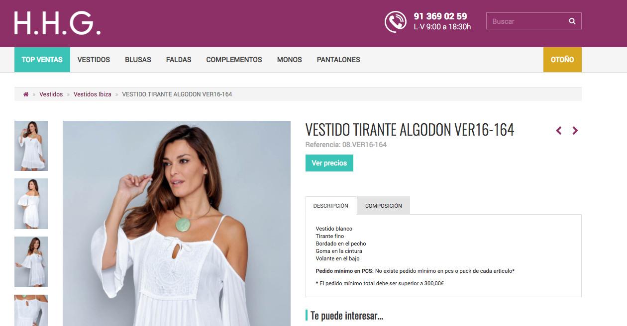 registro para ver precios en catálogo online