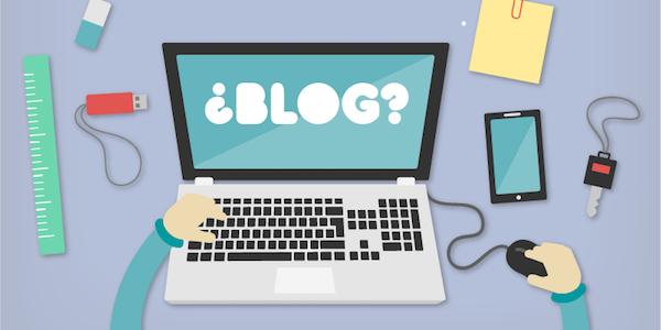 un blog incrementa el tráfico a tu web