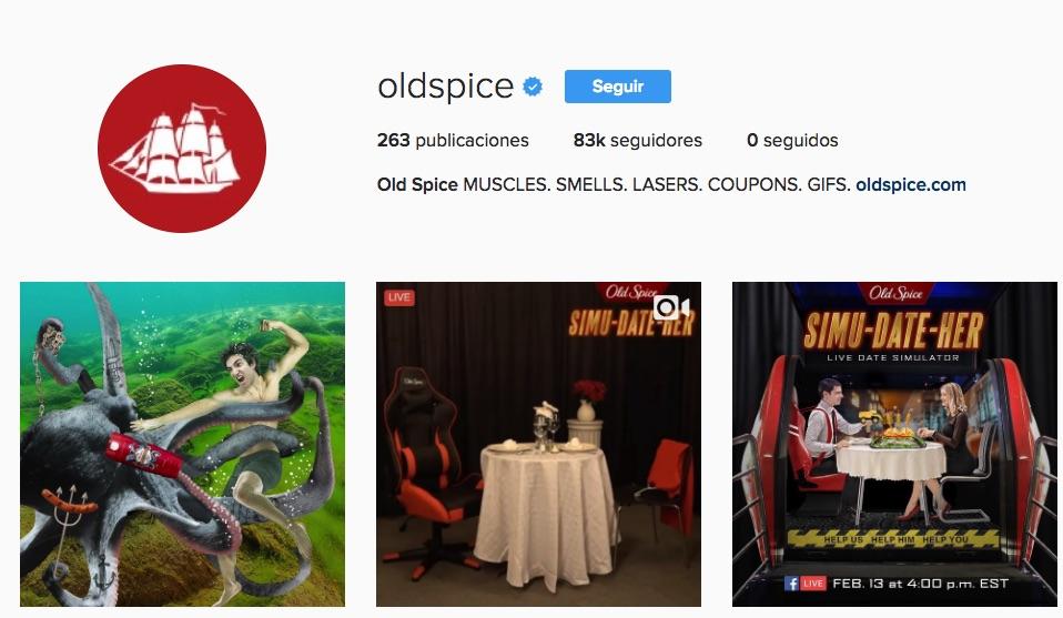 instagram-para-empresas-oldspice