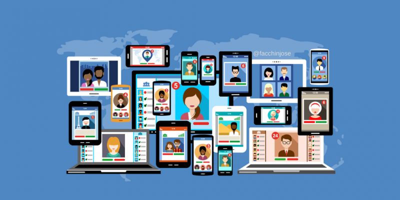 las redes sociales pueden aportar más visitas a tu web
