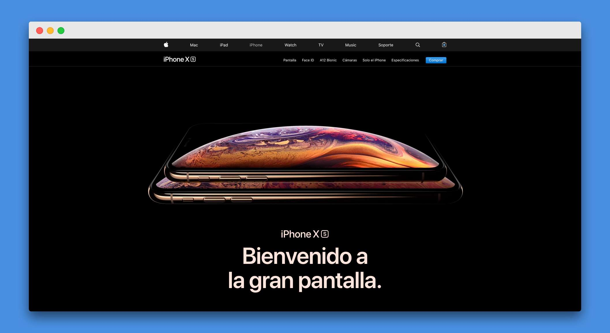 producto apple