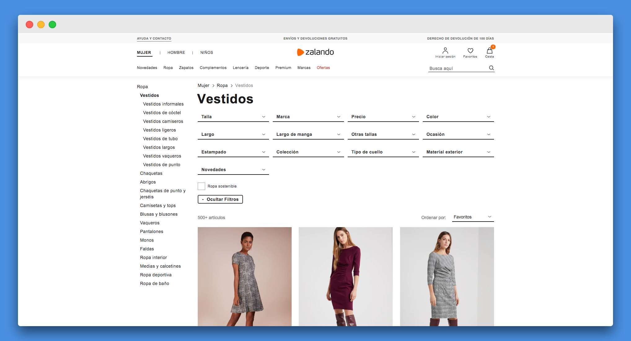 filtros-producto-ecommerce