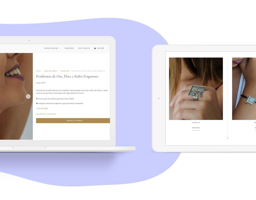 disseny de pàgines web en wordpress