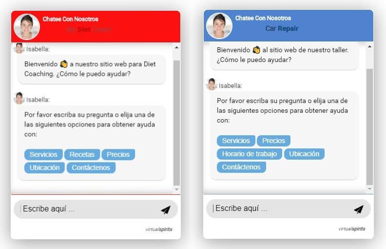 tendencias en diseño web para 2020: chatbots