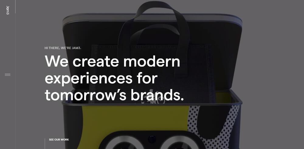 tendencias en diseño web para 2020: menú hamburguesa